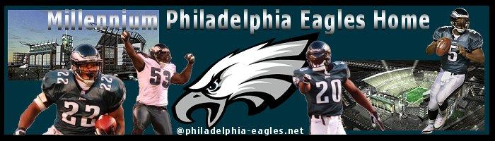 Millennium Philadelphia Eagles Homepage
