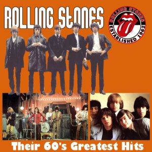 Rolling Stones Greatest Hits of 1960's Music Sampling