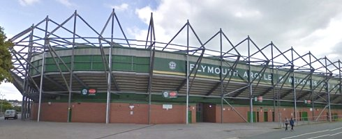 Home Park Plymouth Devon PL2 3DQ England