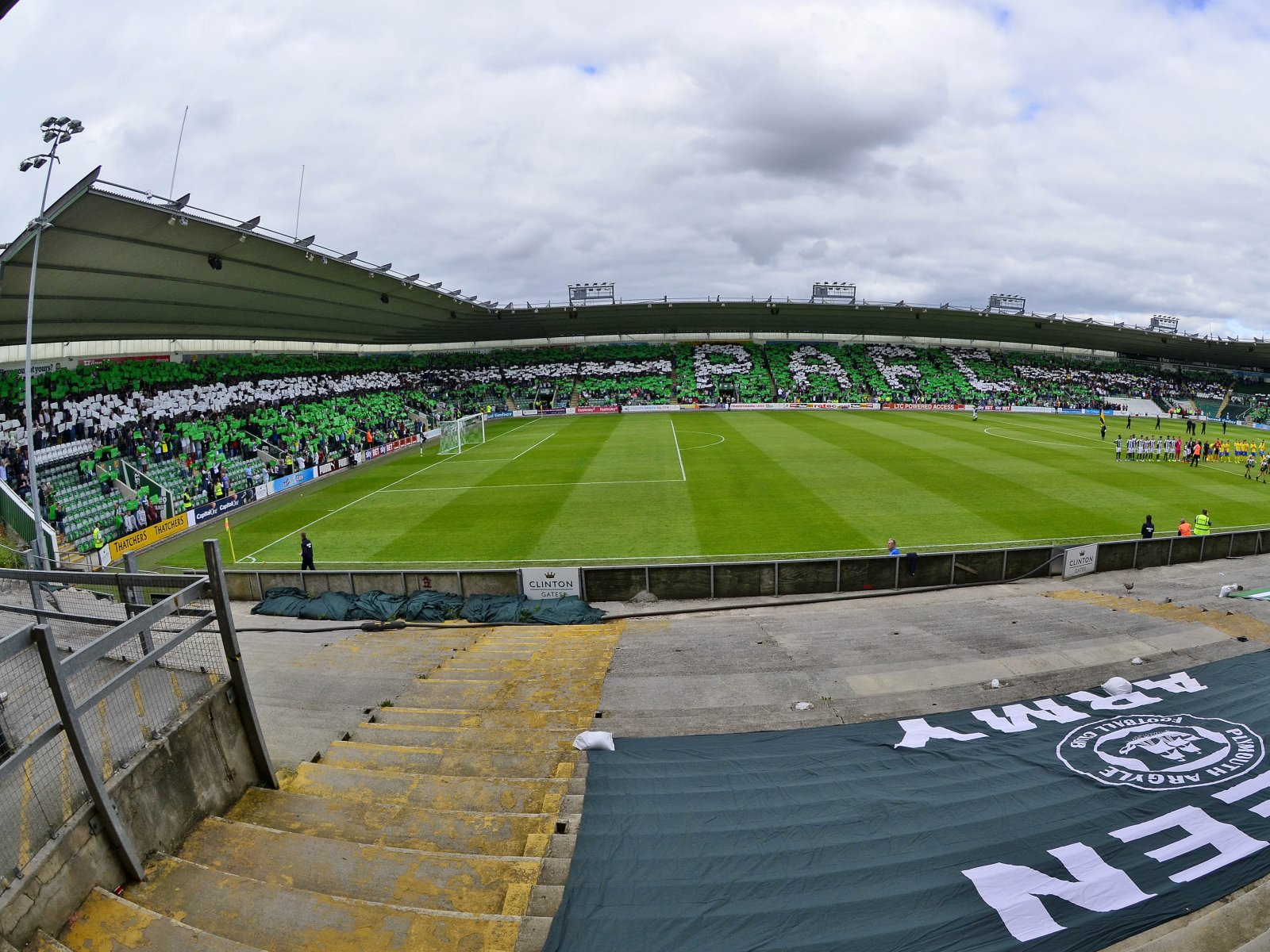 PLYMOUTH ARGYLE STADIUM WALLPAPERS Click Any Boxes Below For Free Download