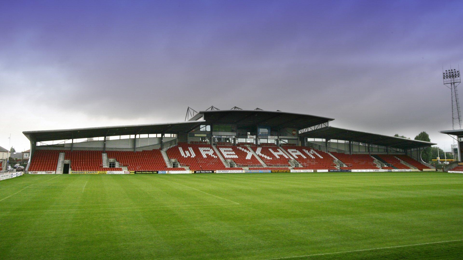 Wrexham F.C. (Football Club) Of The English Football