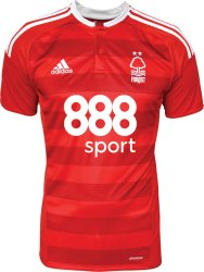 Nottingham Forest F C Football Club Of The Barclay S