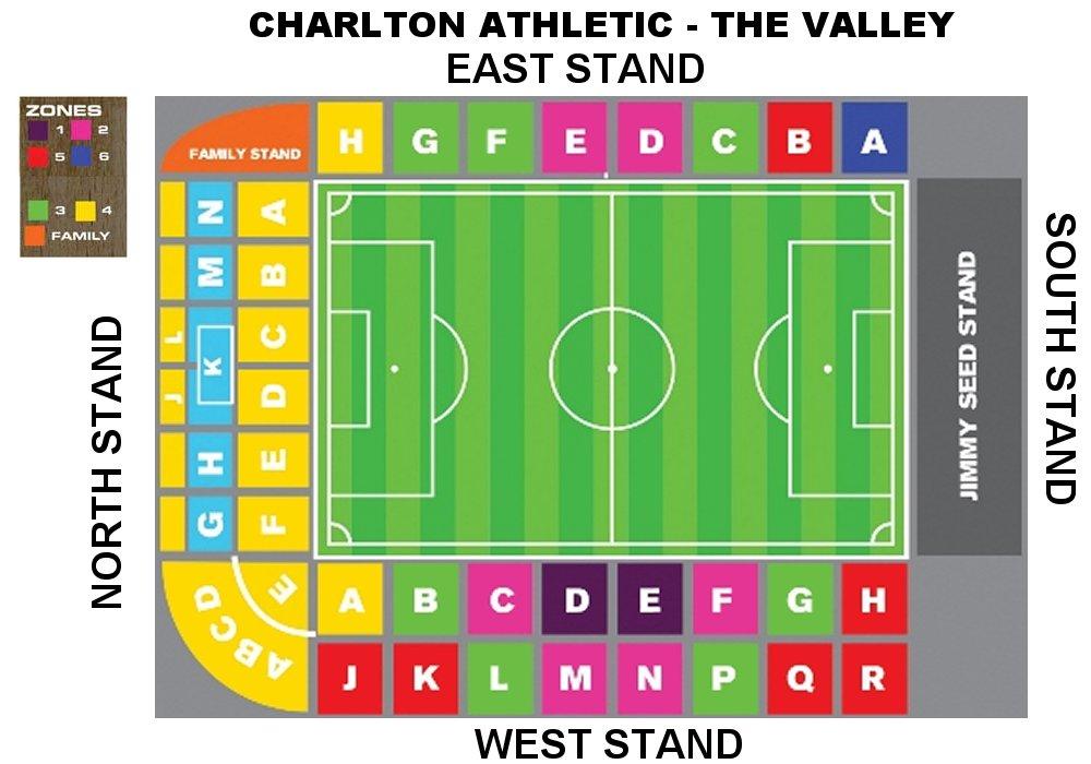 Charlton Athletic F C Football Club Of The Barclay S