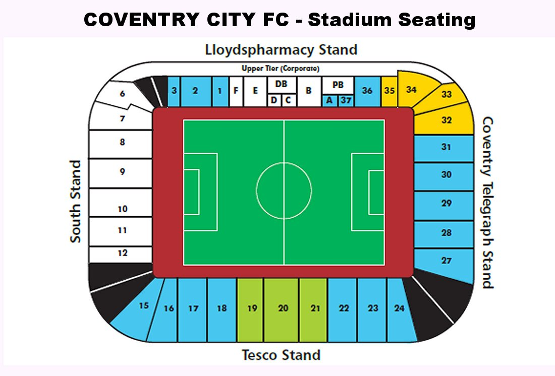 Ccfc priority two 13 03 bristol rovers supporters club for Coventry plan
