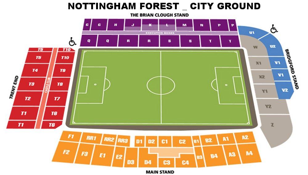 Etihad Stadium Manchester Seating Chart Etihad Stadium