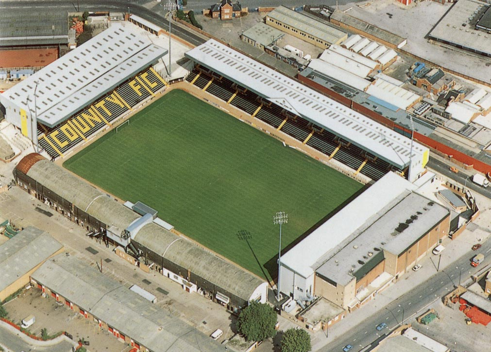 Notts County F.C. (Football Club) Of The Barclay's Premier
