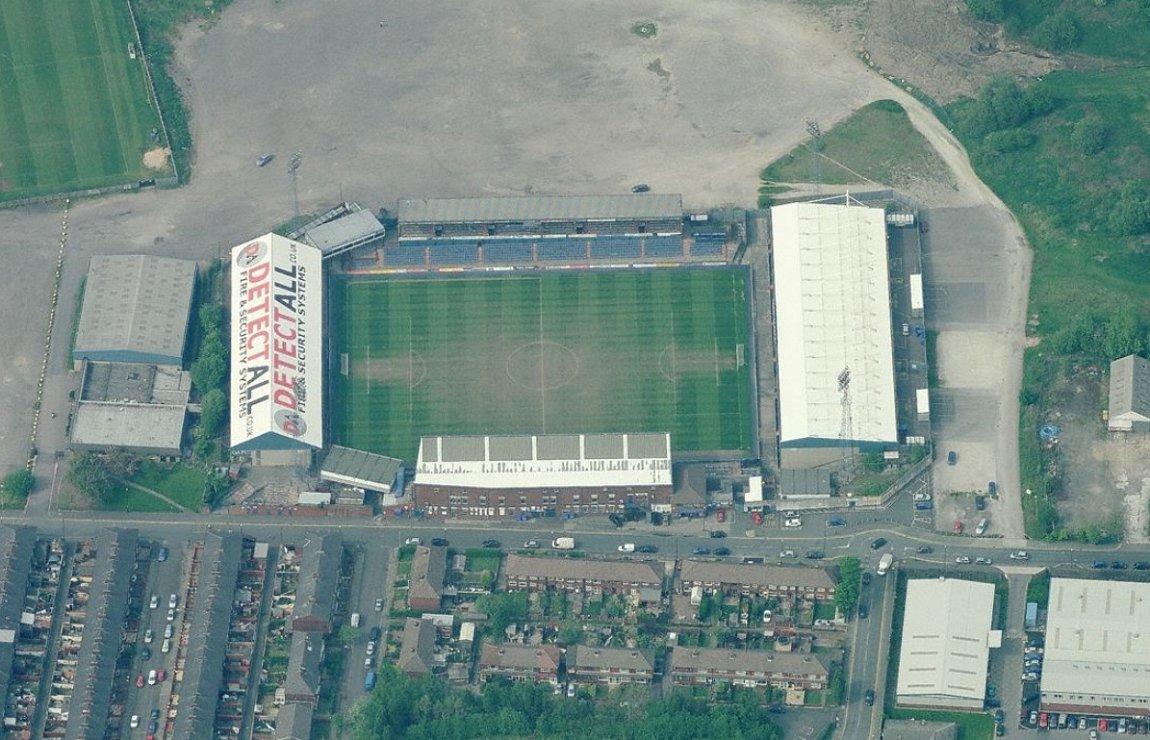 Oldham Athletic A.F.C. (Association Football Club) Of The