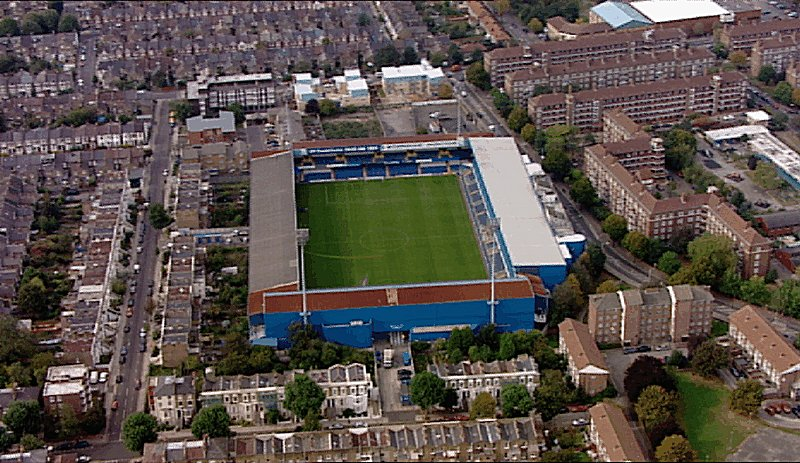 Queens Park Rangers F.C. (Football Club) Of The Barclay's