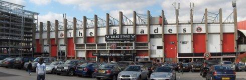 Sheffield United F.C. (Football Club) of the Barclay's ...