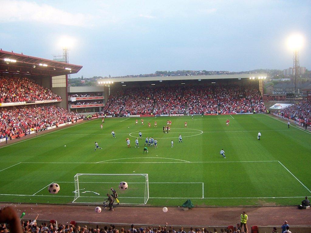 Barnsley F.C. (Football Club) Of The Barclay's Premier League