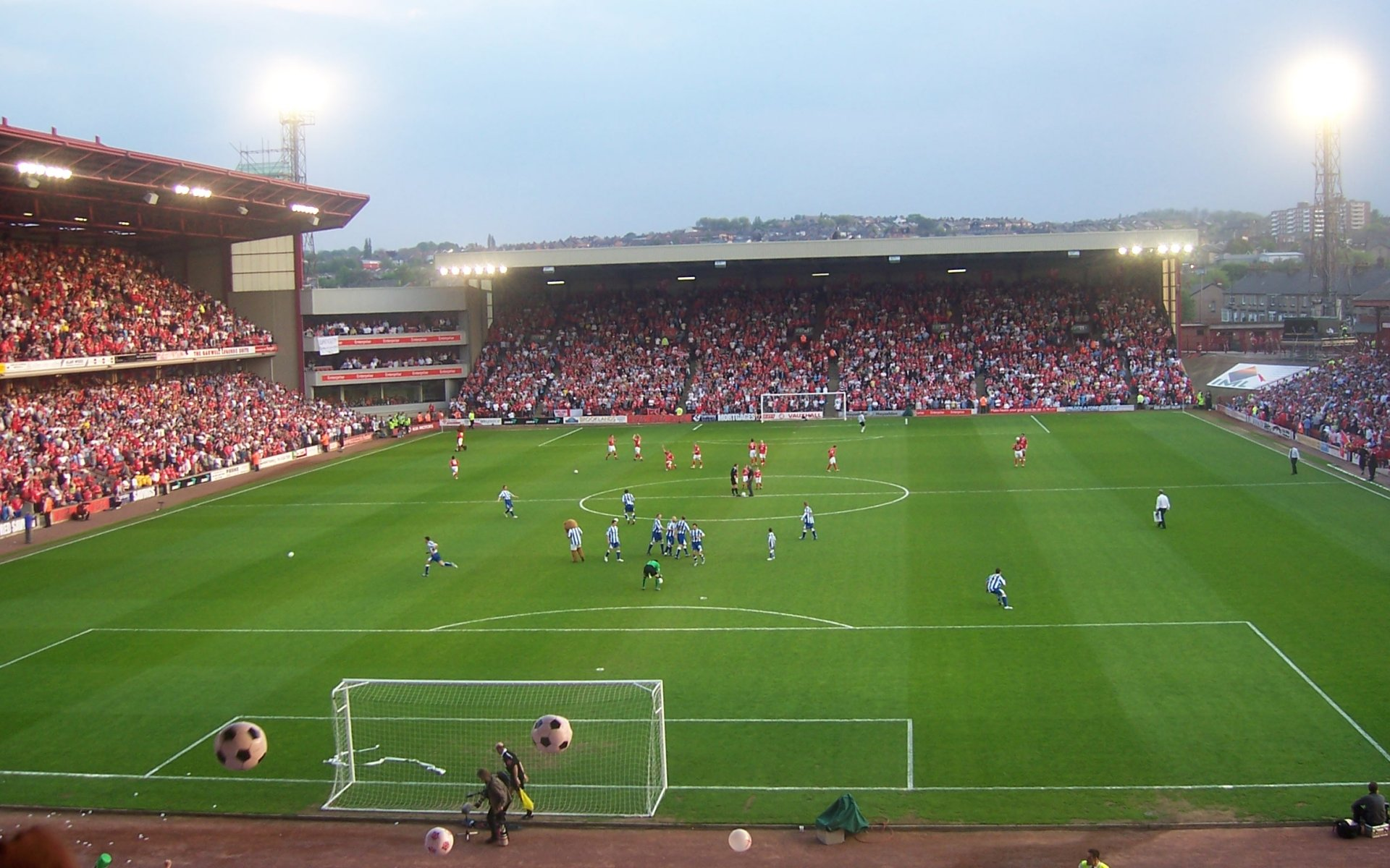 Barnsley F.C. (Football Club) Of The Barclay's Premier League