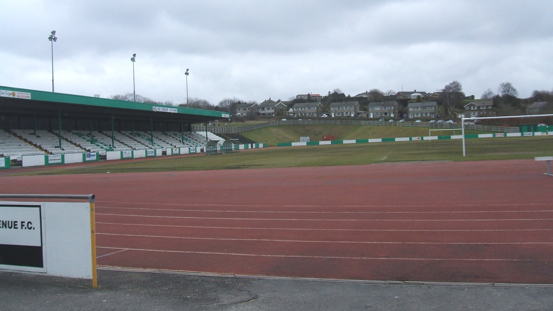 Bradford Park Avenue A.F.C. (Association Football Club) Of