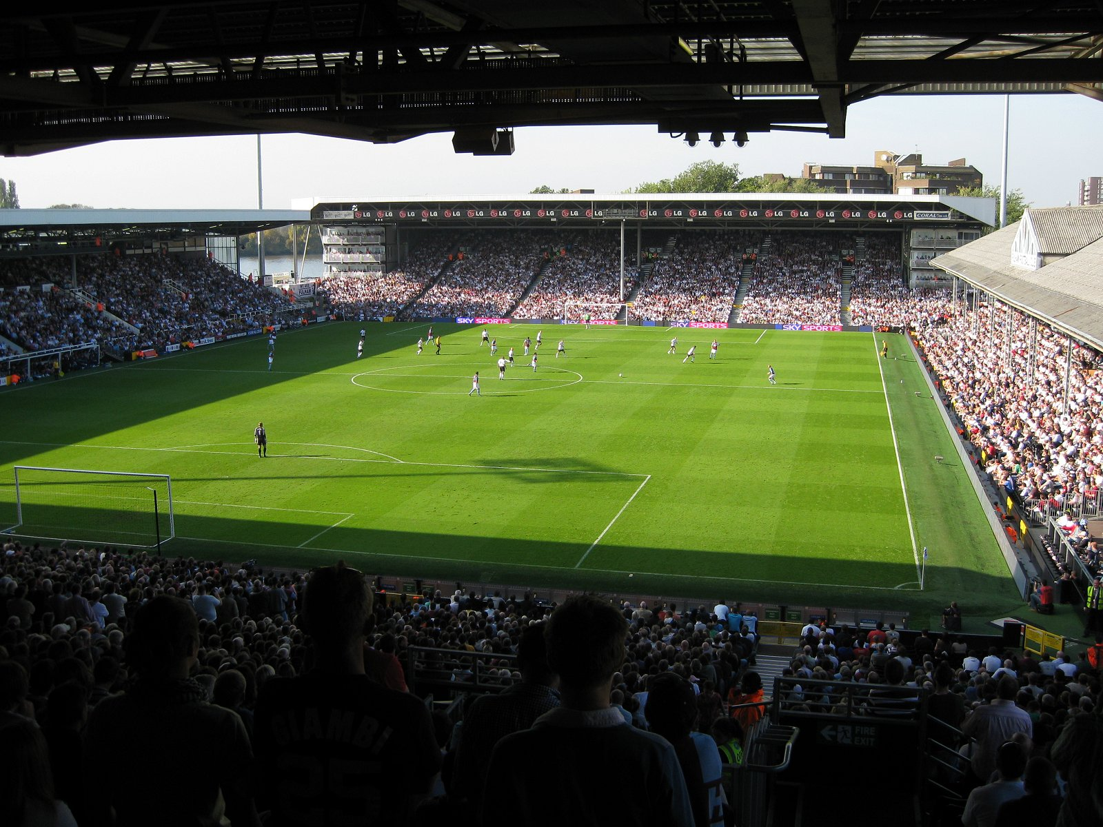 Fulham F C Football Club Of The Barclay S Premier League