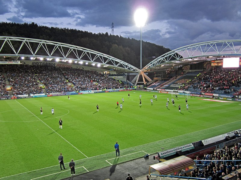 Huddersfield Town F.C. (Football Club) Of The Barclay's