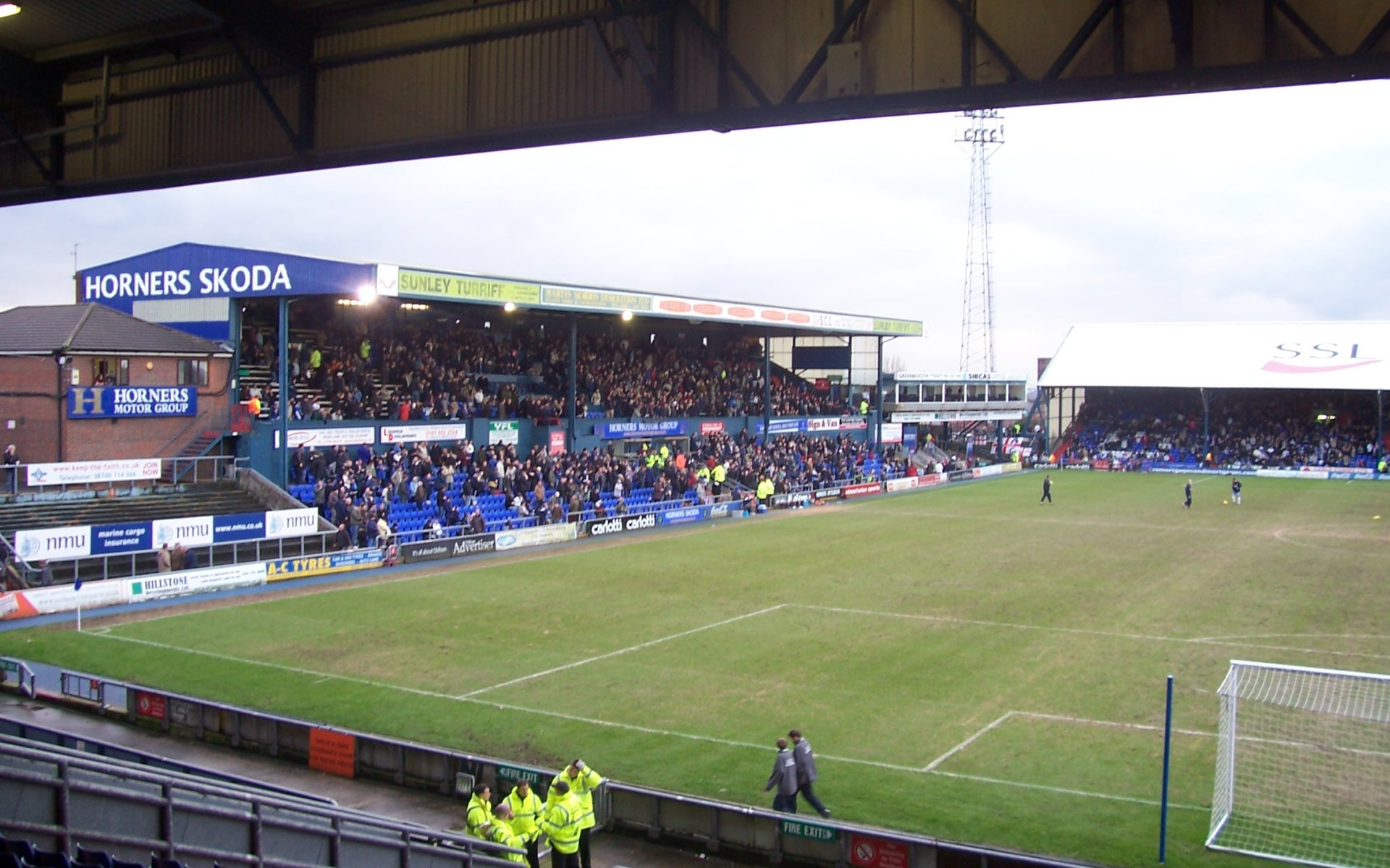 Oldham Athletic A.F.C. (Association Football Club) Of The