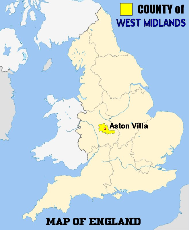 Aston Villa F C Football Club Of The Barclay S Premier League