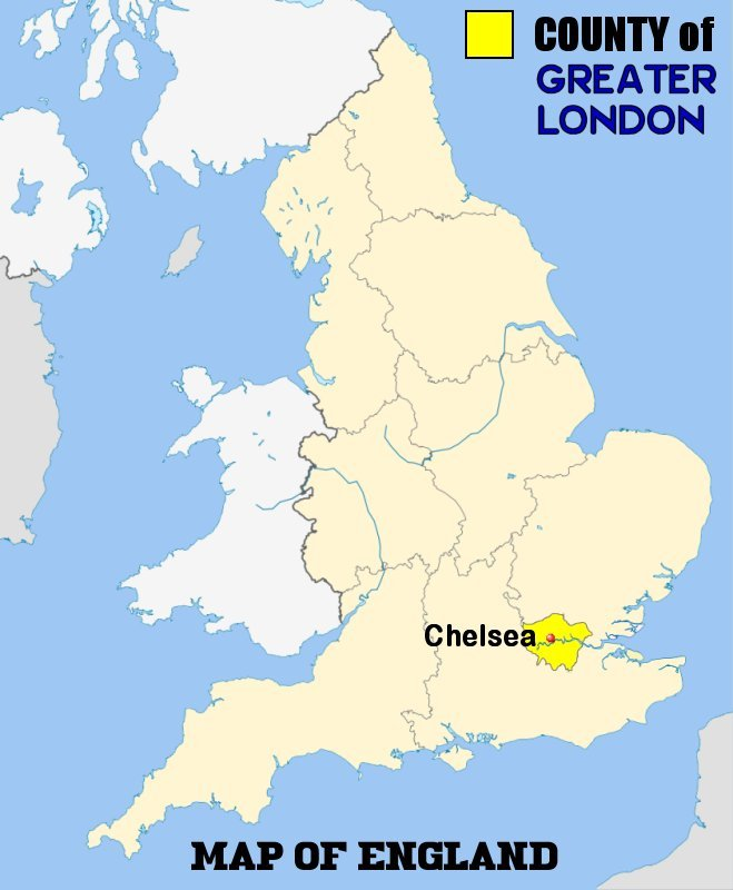 Chelsea F.C. (Football Club) of the Barclay's Premier League