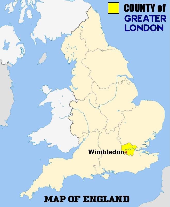 Map Of England Milton Keynes.Wimbledon F C Football Club Of The Barclay S Premier League